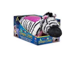 Dream Lites Zebra Pillow Pets with Bonus Speaker and Bonus Adapter