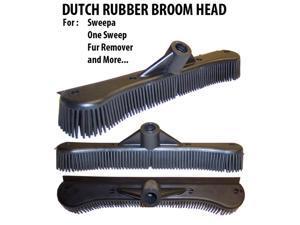 DUTCH BROOM HEAD for Indoor & Outdoor Use!