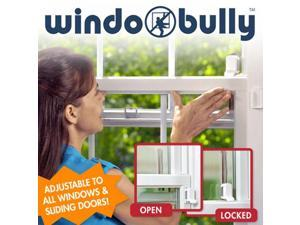 Windo Bully Adjustable Sliding Window and Door Lock