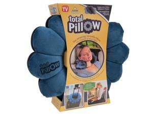 Total Pillow- Blue