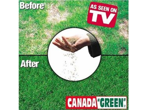 Canada Green Grass Lawn Seed Mixture - 4 Pound Bag