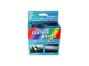 Liquid Leather (TM) Brand Professional Leather and Vinyl Repair Kit LEATHER&VINYL
