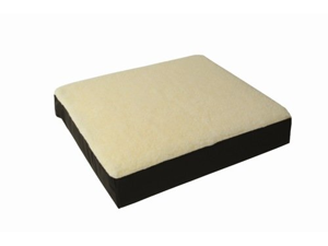 "Fleece Supra SofGel Cushion (3.5"" x 16"" x 18"")"