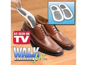 Walkfit Platinum Orthotics- Size K (M 14 - 14.5)