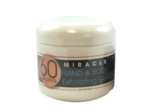 60 Second Miracle Hand & Body Exfoliating Gel