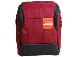 Winer Vita Big Size Camera Belt Case Bag S25 for Small DC M3/M4 System, Panasonic GF Series, Sony NEX Series, (S25-Burgundy)