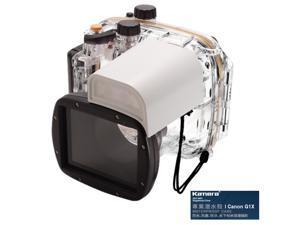 Kamera Underwater Diving Camera Waterproof Case Housing Shell For Canon G1X