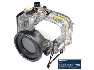 Kamera Underwater Diving Camera Waterproof Case Housing Shell For Sony RX100