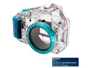 Kamera Underwater Diving Camera Waterproof Case Housing Shell For Sony NEX-5N (16mm)