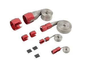 Mr. Gasket Flex-Braid Hose Sleeving Kit