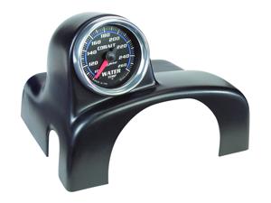 Auto Meter 20019 Gauge Works Steering Column Single Pod