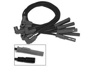 MSD Ignition 32073 Black Universal 8.5mm Spark Plug Wire Set