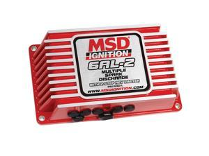 MSD Ignition 6AL-2 Series Multiple Spark Ignition Controller