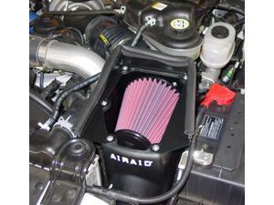 Airaid 250-305 AIRAID MXP Series Cold Air Box Intake System Fits 14-15 Camaro