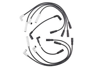 ACCEL 9044C Custom Fit Extreme 9000 Ceramic Spark Plug Wire Set