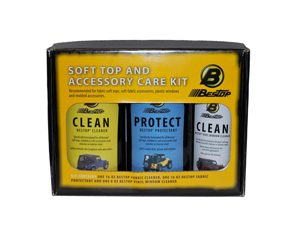 Bestop 11205-00 Cleaner And Protectant Pack