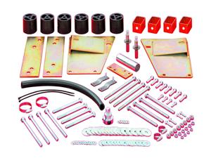 Performance Accessories 873 Body Lift Kit