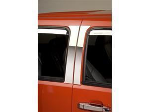 Putco 402616 Classic Decorative Pillar Posts&#59; w/o Accents Fits 07-14 Yukon