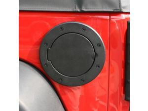 Rugged Ridge 11425.05 Billet Style Gas Cover