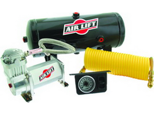 Air Lift On Board Air Compressor Kit