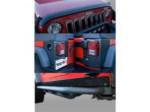 Rugged Ridge 11651.50 Body Armor Kit Fits 07-14 Wrangler (JK)