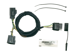 Hopkins 42635 Plug-In Simple Vehicle To Trailer Wiring Connector