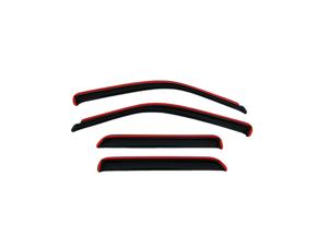Auto Ventshade Ventvisor In-Channel Deflector 4 pc.