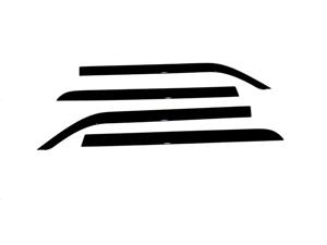 Auto Ventshade Seamless Ventvisor