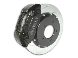 SSBC Performance Brakes A165-1R Extreme&#59; 4-Piston Disc Brake Kit