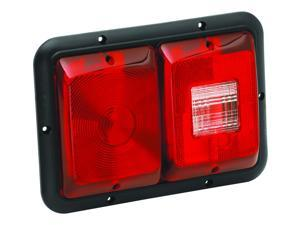 Taillight, Recessed, #84, Double Horizontal