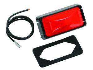 Clearance Light Module,  Red