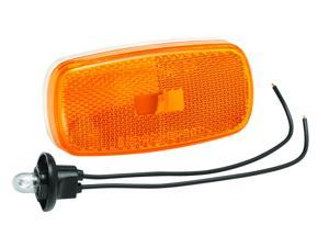 RV Motorhome Trailer AMBER LIGHT- Replacement Parts Accessories
