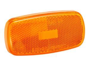 MOTORHOME TRAILER AND RV REPLACEMENT COMMAND CLEARANCE LENS (AMBER) #59