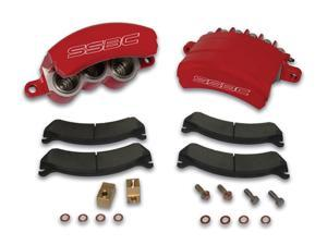 SSBC Performance Brakes Quick Change Tri-Power HD 3-Piston Calipers