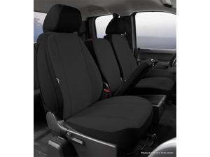 Fia SP87-25BLACK Seat Protector Custom Seat Cover Fits 09-10 F-150
