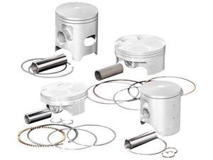 Wiseco Piston Kit - 1.00Mm Oversize To 55Mm, 13:1 Compression 40071M05500
