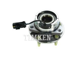 Timken Ha590070 Wheel Bearing And Hub Assembly, Front