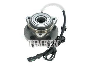 Timken Sp450202 Wheel Bearing And Hub Assembly, Front