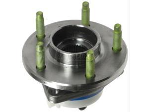 Timken 513179 Wheel Bearing And Hub Assembly, Front, Rear