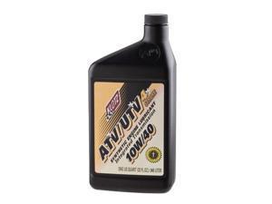 Klotz Oil Atv/Utv Synthetic 4T Engine Lubricant - 10W40 - 1Qt. Atvutv-1040
