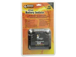 Wirthco 20092 Battery Doctor 125 Amp/150 Amp Battery Isolator