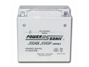 Power-Sonic Ptx20Lbs-Fs Factory Activated Battery