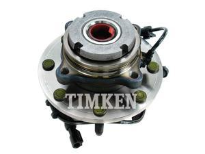 Timken Sp580204 Axle Bearing And Hub Assembly, Front