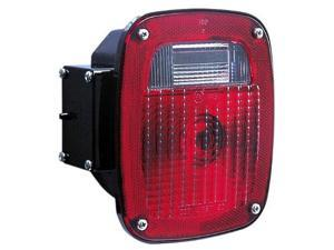Peterson Manufacturing 442L Rear Universal Three-Stud Combination Tail Light