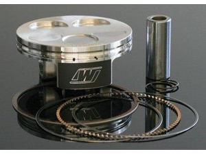 Wiseco Piston Kit - 1.00Mm Oversize To 55.00Mm, 10.25:1 Compression 40068M05500