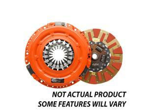 Centerforce DF039000 Centerforce Dual Friction Clutch Kit 90-94 CORVETTE