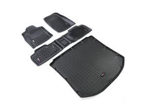 Rugged Ridge 12988.26 All Terrain Floor Liner Fits 12-17 Grand Cherokee (WK2)