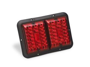 Tail Light, LED, #84, Double, Red