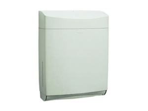 Bobrick Matrix Series Surface-Mounted Paper Towel Dispenser, Abs Plast