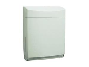 Bobrick Matrix Series Surface-Mounted Paper Towel Dispenser, Abs Plast